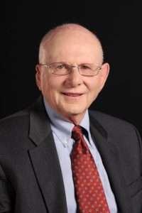 Marijuana researcher Dr. Donald Tashkin
