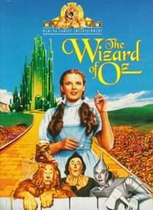 Half of Dark Side of the Rainbow: The Wizard of Oz