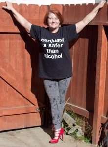 Senior Stoner editor Cheri Sicard