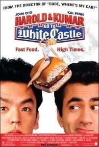 """Marijuana Movies: """"Harold and Kumar Go to White Castle"""""""
