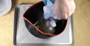 Making Dry Ice Kief