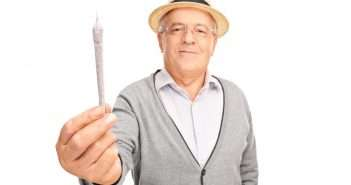 seniors and marijuana