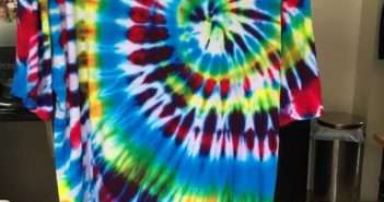 High Tie Dye Party! -- Senior Stoner Social Club