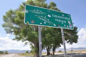 Nevada Vacations, Extraterrestrial Highway