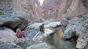 Nevada Vacations, hot springs
