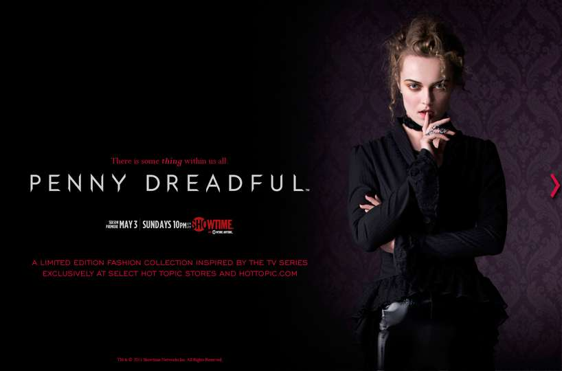 What to watch penny dreadful