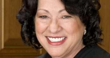 Justice Sonia Sotomayor, US Supreme Court